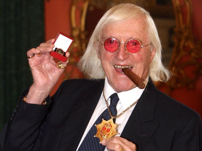 Jimmy Savile raped eight young boys and girls in relation to his BBC work alone, including a boy, 10, and a girl, 13. The youngest victim was eight. Picture: Lewis Whyld / AP