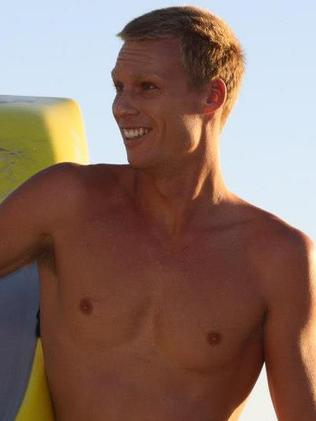 Lifeguard Nick Malcolm has been keeping a low profile since the rescue.