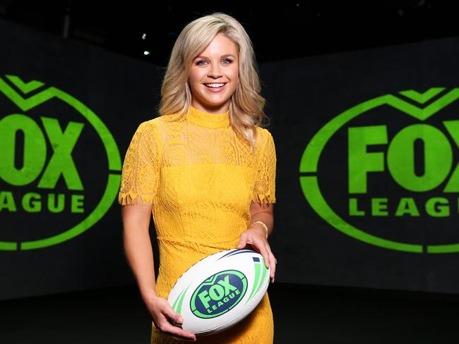 Freedman has joined the Fox Sports family.