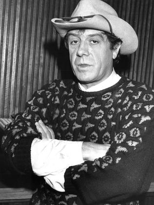 Molly Meldrum from the TV show Countdown in 1987.