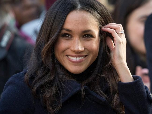 Meghan Markle is expected to undergo a hostage training scenario at an SAS base. Picture: Christopher Furlong/Getty Images
