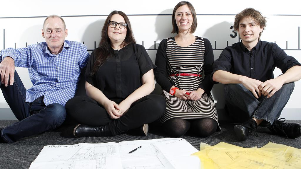 Sa architecture firm designinc meets build milestones for Architecture firms adelaide
