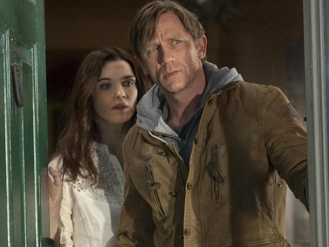 Rachel Weisz and Daniel Craig in Dream House. Picture: Supplied