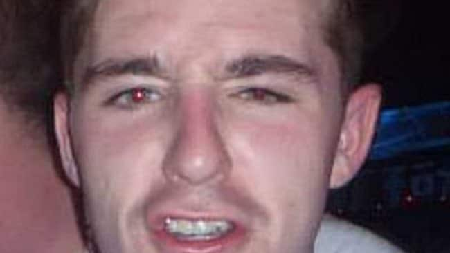 Second death... Ross Cummins died in Dublin in the early hours of Saturday. Picture: Facebook