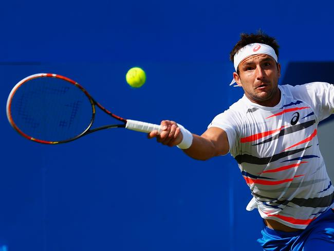 Marinko Matosevic has been given a few serves over sexist comments. Picture; Harry Engels/Getty Images