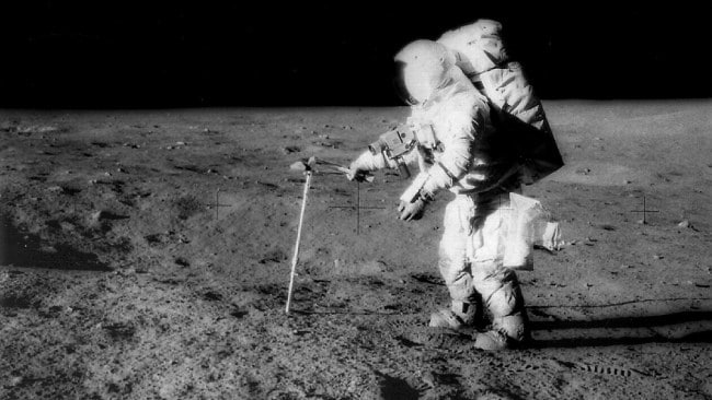Alan Bean on aliens: 'Why I know they haven't visited Earth'