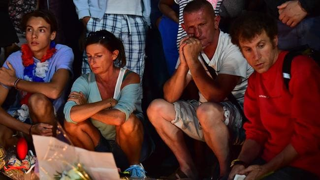 French PM booed at Nice tribute for victims of terror attack