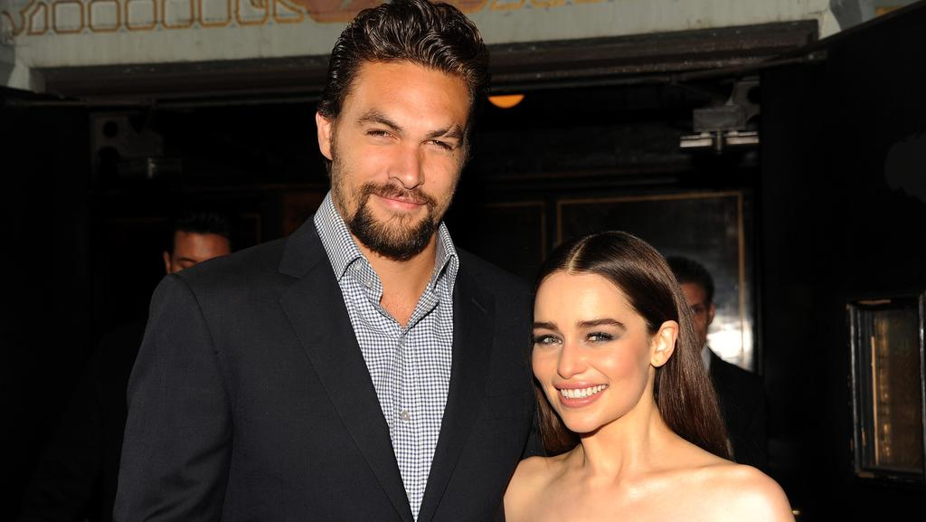 kal drogo actor with girlfriend