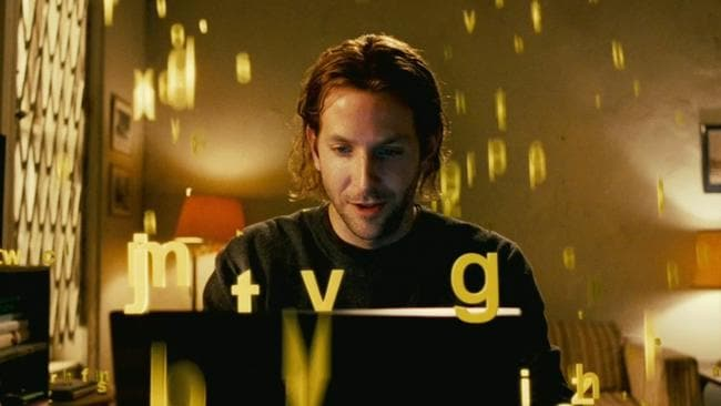 Bradley Cooper found untapped wisdom by taking a special drug in Limitless. He used it to eventually get a haircut.