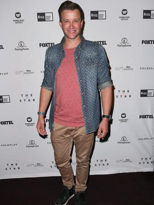Luke Jacobz / Picture: Richard Dobson