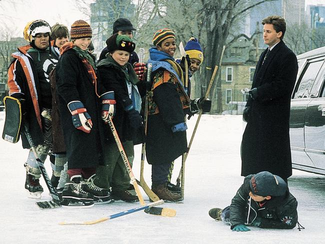 Emilio Estevez wasn't the first choice to play Coach Bombay.