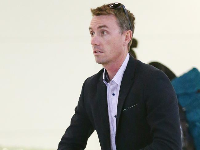 James Ashby intimidated and financially pressured former One Nation candidates, Four Corners alleged. Picture: Liam Kidston