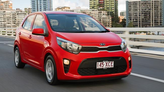 car of the year kia stinger picanto share limelight with hyundai i30 the courier mail. Black Bedroom Furniture Sets. Home Design Ideas