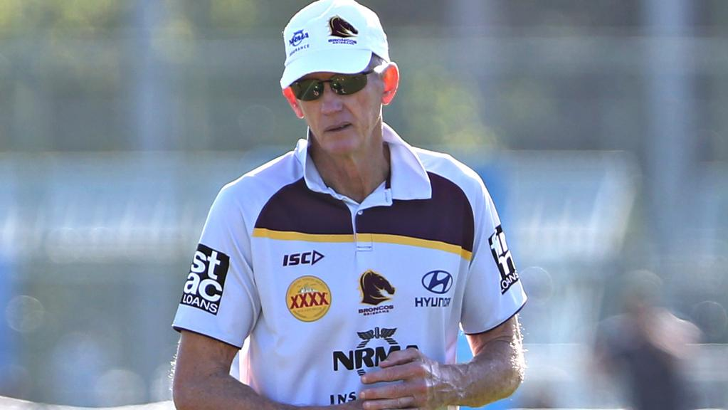 broncos mentor wayne bennett faces father time  like all