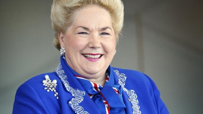 Western Bulldogs Football Club Director and businesswoman Susan Alberti