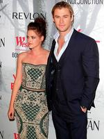 <p>Red Carpet. Australian Premiere of Snow White and the Huntsman at Event Cinema, Bondi Junction. Kristen Stewart and Chris Hemsworth. Picture: Adam Ward</p>