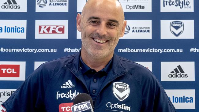 Kevin Muscat has plenty of reasons to smile after the great Wellington escape.