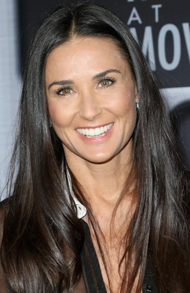 Demi Moore is rumoured to be dating Sean Friday, 27. Photo by Frederick M. Brown