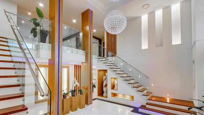Foyer Staircase Quest : Parnassus st roberston sold for million quest news