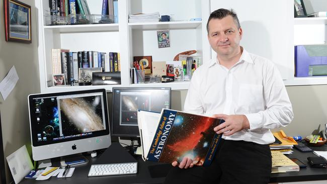 Professional astronomer Geraint Lewis says this area of physics remains exceedingly messy.