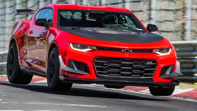 Camaro is go, in Holden showrooms next year | Just Commodores