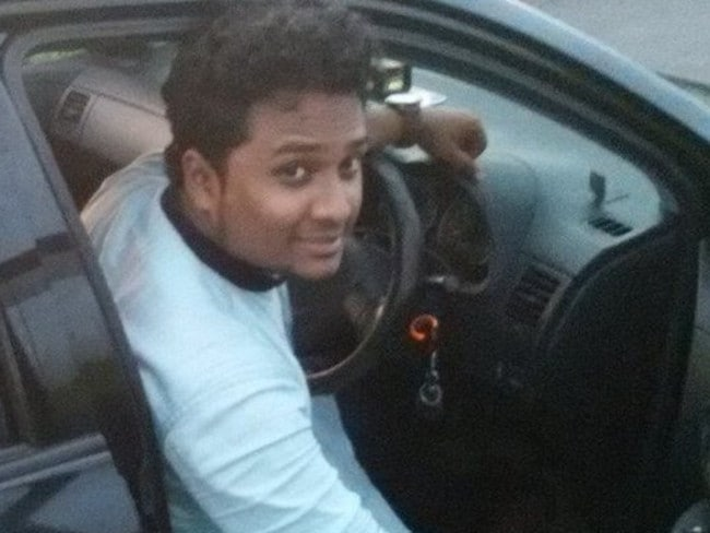 Saqlaen Utsha, 20, also died in the crash. He was the front passenger in the vehicle.