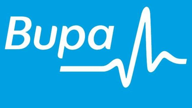 Wants to cover before and after surgery visits ... Health fund BUPA. Picture: Supplied.
