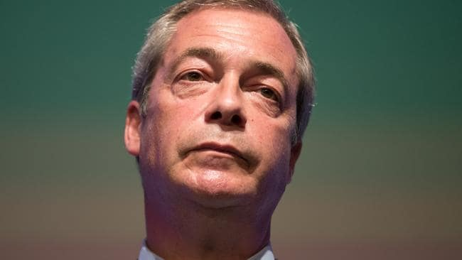 Difficult days for UKIP's Nigel Farage. Picture: Matt Cardy/Getty Images