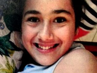 A supplied image obtained Sat. Nov. 7, 2015 shows Tiahleigh Palmer, 12, who was last seen outside Marsden State High School, Brisbane on the morning of October 30. Tiahleigh's body was found on the banks of the Pimpama River on the northern Gold Coast. (AAP Image/QLD Police) NO ARCHIVING