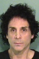 Rock drummer ... Deen Castronovo from the rock group Journey was sentenced to 80 hours of community service in Oregon and ordered to attend anger-management classes after a domestic violence dispute with his then girlfriend. (AP Photo/Polk County Jail via The Statesman-Journal)
