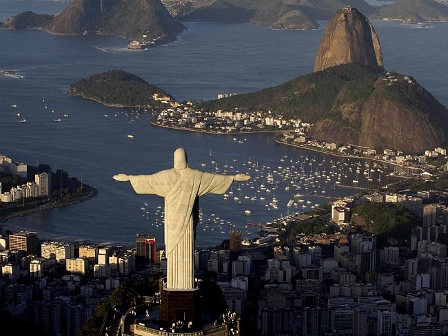 All hail Brazil ... the country's currency has enjoyed a resurgence ahead of the World Cu