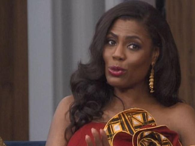 "Omarosa Manigault says Mike Pence ""talks to Jesus"". Picture: CBS"