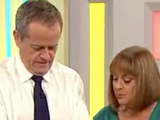 Shorten's had another sausage fail