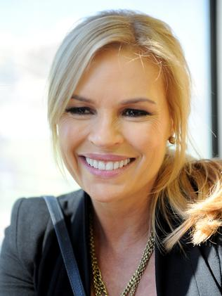 Tv personality Sonia Kruger / Picture: Keryn Stevens