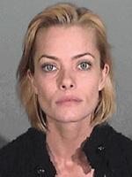Arresyed for DUI ...  <i>My Name is Earl</i> actress Jaime Pressly who was arrested on Wednesday, January 5, 2011, in Santa Monica, California, for driving under the influence of alcohol.(AP Photo/Santa Monica Police Department)