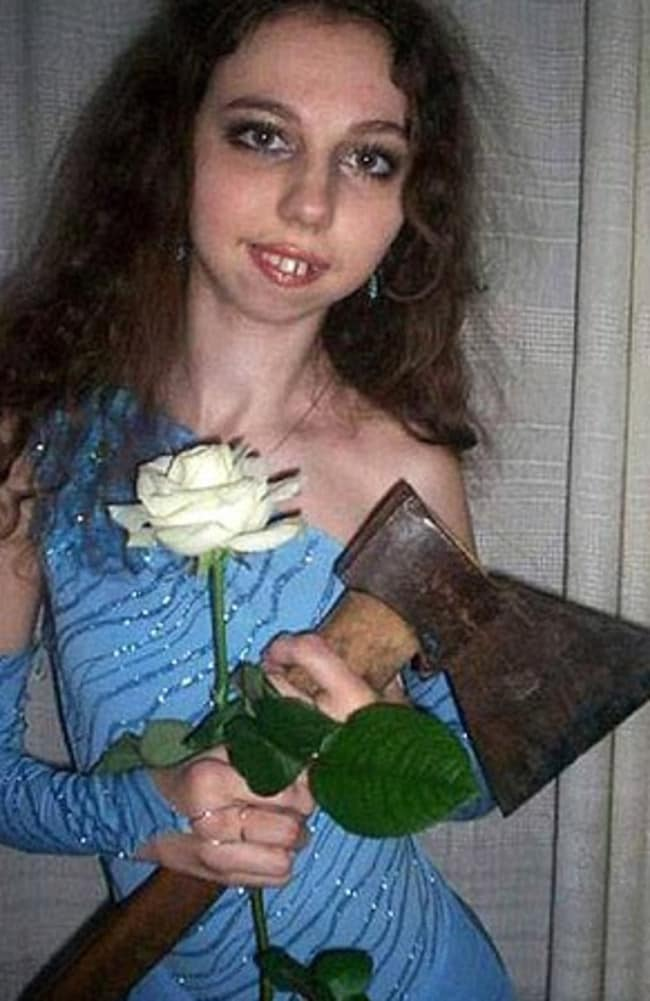 This Russian Rose is hunting for love. Picture: Supplied.  Why are those Russians unmarried? a4579960955c24ee18dd47c89a05ea2d