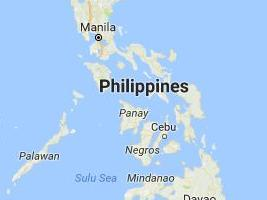 Major earthquake hits off Philippines