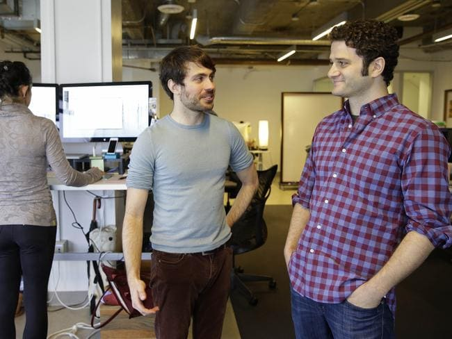 Asana co-founders Justin Rosenstein and Dustin Moskovitz have big ambitions.