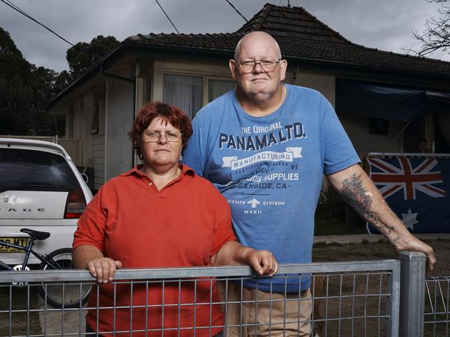 Peta and Ashley Kennedy are two of the characters profiled in Struggle Street. Picture: SBS