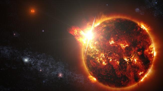 NASA učinila objev: Známe sedm planet podobných Zemi. Na třech může být život!
