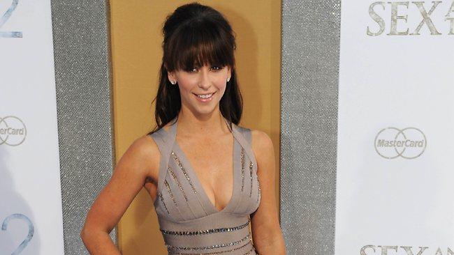 Actress Jennifer Love Hewitt has joked that she should insure her breasts for $5 million. Picture: AFP