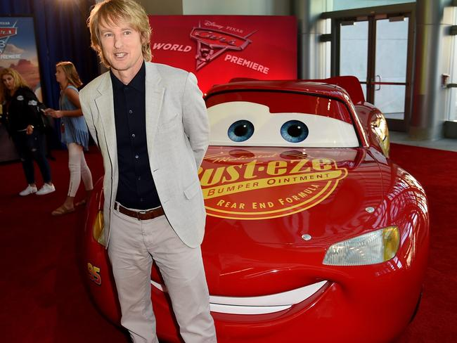 Cars 3 Star Owen Wilson Reveals He Might Be Too Nice For Hollywood