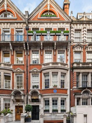 Dream Homes: 17 Dunraven Street, Mayfair. Supplied to The Advertiser Real Estate by Wetherell Property.