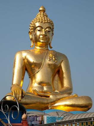 Big Buddha, Golden Triangle. Photo: John Borthwick
