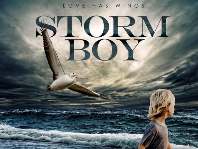 geoffrey rush jai courtney to star in storm boy