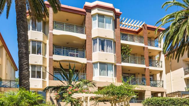 9/95 Milson Road, Cremorne Point sold for $1.78 million.
