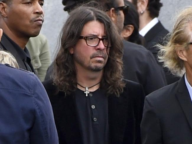 Chris Cornell funeral: celebrities and stars remember rock ...