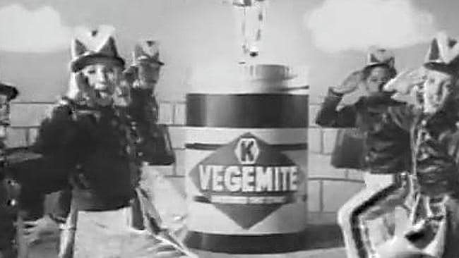 Vegemite has been American-owned since 1935. Picture: YouTube.
