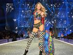 Martha Hunt walks the runway during the 2016 Victoria's Secret Fashion Show on November 30, 2016 in Paris, France. Picture: Getty