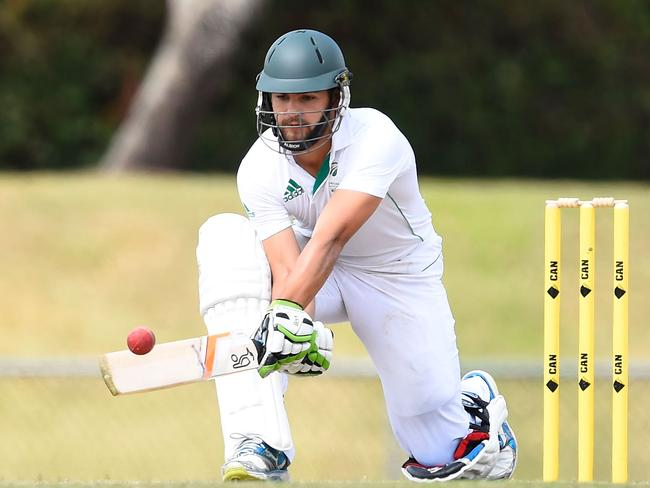 Rilee Rossouw showed plenty of class during his recent forays in Australia.
